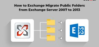 How to Migrate Public Folders from Exchange Server 2007 to 2013