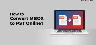 How to Convert MBOX to PST Online