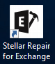stellar repair for exchange shortcut