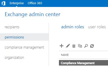 EAC-Admin-roles