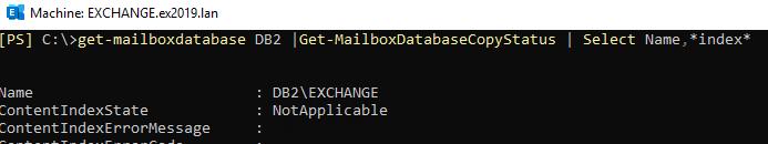 Database Availability Group