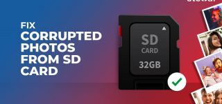 Fix and Recover Corrupted Photos from SD Card