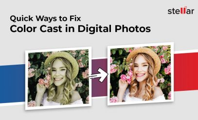 How to Fix Color Casts in your Digital Photos