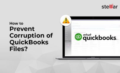How to Prevent Corruption of QuickBooks Files
