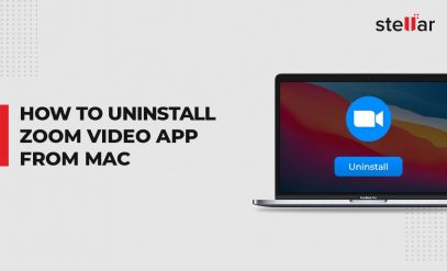 How To Uninstall Zoom on Mac