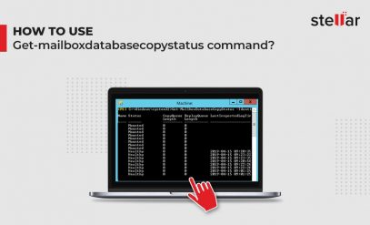 How to Use Get Mailboxdatabasecopystatus Command