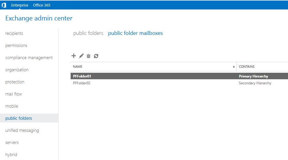 Create Public Folder
