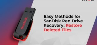 Easy methods for SanDisk Pen Drive Recovery Featured