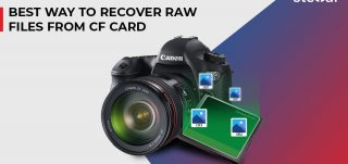 Best Way to Recover RAW files from CF card