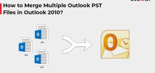 How to Merge Multiple Outlook PST Files in Outlook 2010