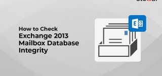How to Check Exchange 2013 Mailbox Database Integrity