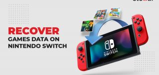 Recover Games Data on Nintendo Switch