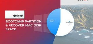 Delete BootCamp Partition and Recover Mac Disk Space