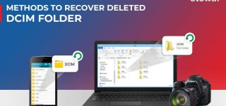 Steps to Recover Deleted DCIM Folder
