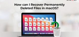 How can I recover Permanently Deleted Files in macOS