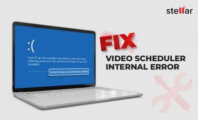 Fix Video Scheduler