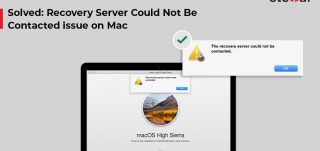 Solved Recovery Server Could Not Be Contacted Issue