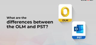 Difference between the OLM and PST
