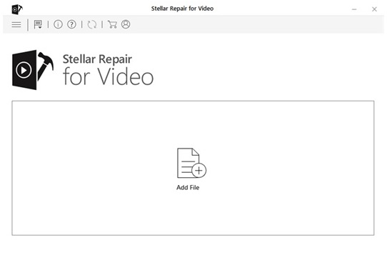 Add files to be repaired