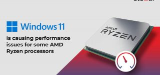 windows 11 is causing performance issue for some amd ryzen processors