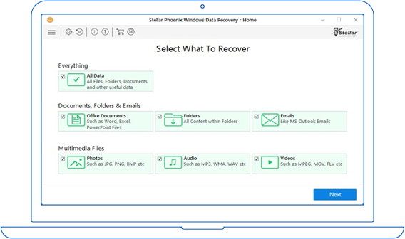 Recover Lost or Deleted Files