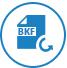 Stellt Daten von großen BKF und VHDX-Dateien wieder her icon