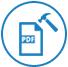 Repariert PDF-Dateien von CD-ROM und Flash-Speichern icon
