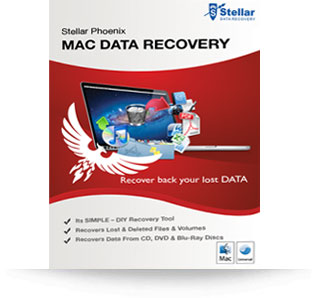 Stellar Phoenix Mac Recovery on Windows