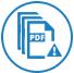 Récupère les PDF icon
