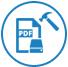 Option pour trouver des fichiers PDF sur un disque sélectionné icon