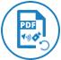 Répare des fichiers PDF sur des CD et sur des mémoires flash icon