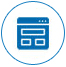 Interfaz Gráfica De Usuario Interactiva Y Fácil De Manejar icon