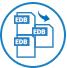 Supporta La Conversione Di Più File</h3 <p>Il software supporta la conversione di uno o più file EDB sia in modalità offline che in modalità online. Mentre si converte un file EDB in modalità online, è possibile connettersi a una singola cassetta postale o connettersi a più cassette postali su server. Questa operazione può essere eseguita fornendo dettagli come email, nome del server e password utente di MS Exchange Server.</p> icon