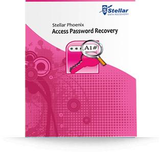 Stellar Phoenix Access Password Recovery