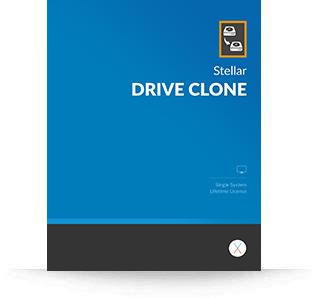 Stellar Drive Clone