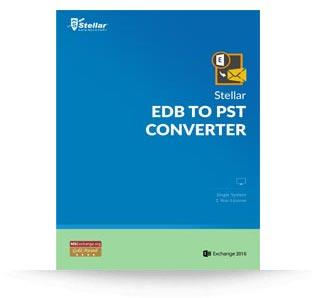 Stellar EDB to PST Converter