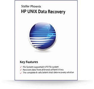 Stellar Phoenix Unix Data Recovery