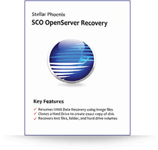 Stellar Phoenix SCO OpenServer Data Recovery