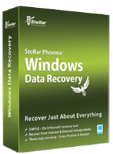 Stellar Phoenix Windows Data Recovery Home Edition