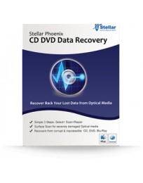 Stellar Phoenix CD DVD Data Recovery Mac