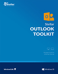 Stellar Outlook Toolkit box