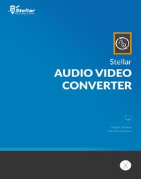 Stellar Audio Video Converter