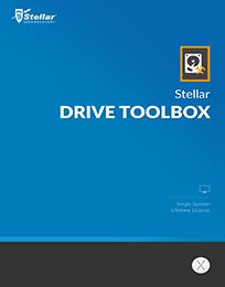 STELLAR DRIVE TOOLBOX box