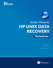 Stellar Phoenix HP Unix Data Recovery Box