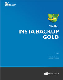 Stellar Insta Backup Gold Box