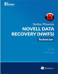 Stellar Phoenix Novell Data Recovery (NWFS) Box