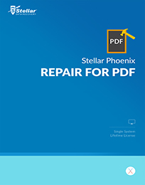Stellar Phoenix Repair for PDF - Mac