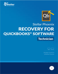 Stellar Phoenix Recovery for QuickBooks® Software Mac