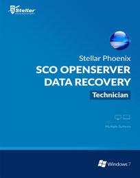 Stellar Phoenix SCO OpenServer Data Recovery Box