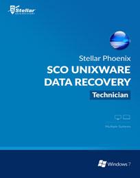 Stellar Phoenix SCO UnixWare Data Recovery Box